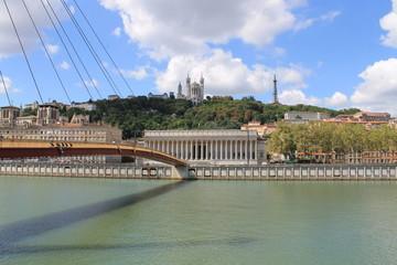 Colline de Fourvière à Lyon
