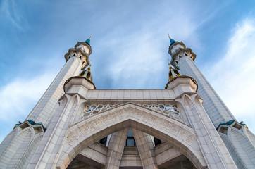 Qol Sharif (Qol Sherif,  Kol Sharif) mosque in Kazan. Russia