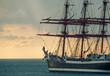 ancient tall ship