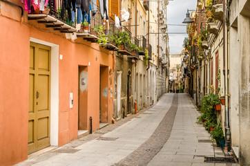 Cagliari, Villanova, via San Giovanni