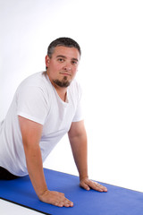 Man Yoga Mat