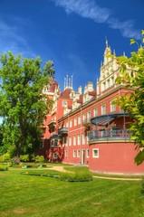 Schloss im Fürst Pückler Park