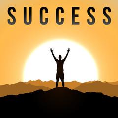 Success theme