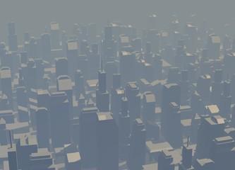Contamination city