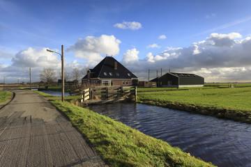 Paisasem Holandesa em Volendam