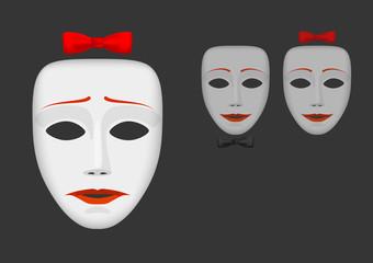 Masks and feelings