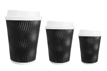 Takeaway Cups of Coffee