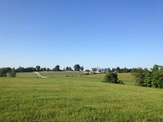 Countryside in Kentucky, USA