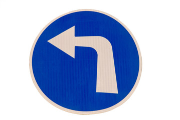 Road signs 45