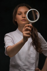 Doctor Magnifying Glass