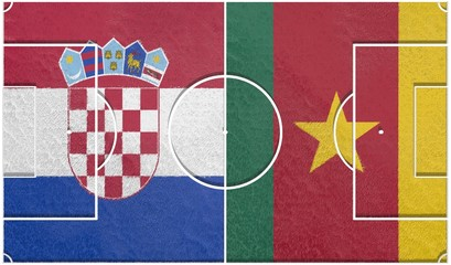 croatia vs cameroon group a world cup 2014 football field