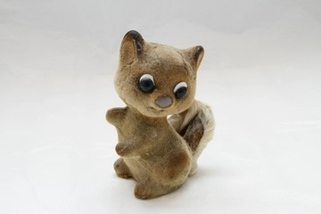 Toy squirrel