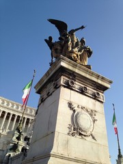 National Victory Monument, Rome, Italy