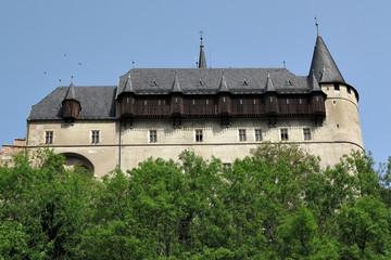 burgraviate palace - Karlstejn castle