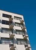 Bauhaus Dessau Rückansicht poster