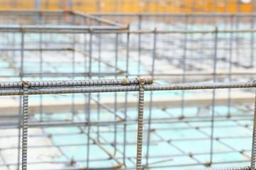住宅基礎の鉄筋