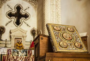 Inside of Historical Church