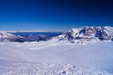 Iceberg in Dolomites Italy