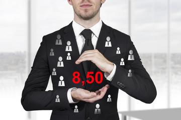 Mindestlohn Fachkräfte Arbeitgeber
