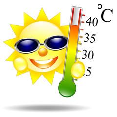 Sommer Sonne Hitze