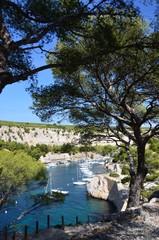 Presqu'île de Cassis, Port Miou