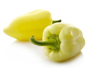 Sweet yellow pepper