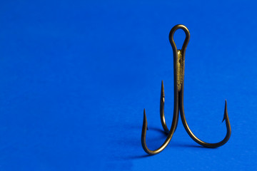 Treble Fish Hook