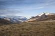 Montagne del Passo Gavia