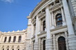 Historic Burgtheater (Imperial Court Theatre) in Vienna, Austria