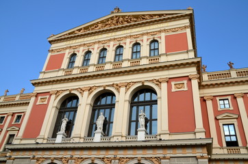 Musikverein (concert hall) in Vienna