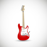 Fototapety guitar