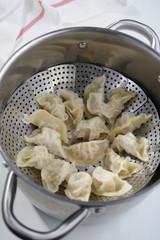Steamed Jiaozi