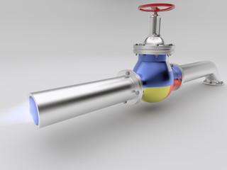 ukraine russia gas crisis