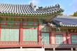 Traditional Architecture, Changgyeong Palace, Seoul, Korea