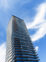 Newly Constructed Condo Tower