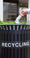 Trash recycling