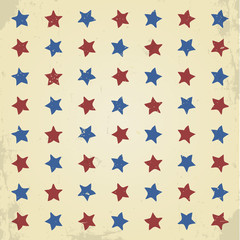 Stars Pattern Background