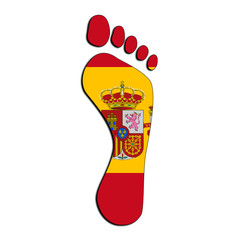 Spain footprint