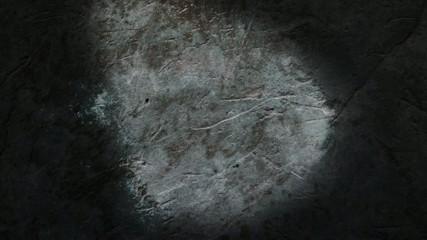Grunge muro grigio Derik