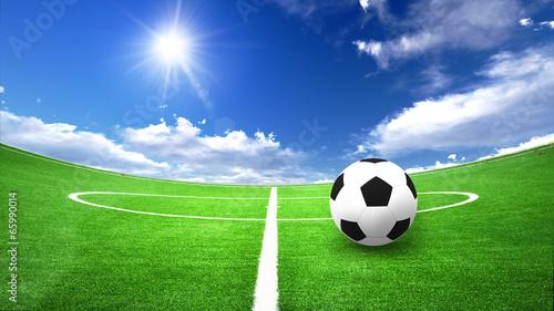 Zdjęcia na płótnie, fototapety, obrazy : soccer field