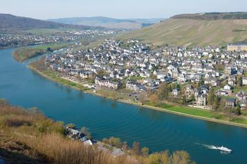 Bernkastel-Kues, Moselle winemaking region