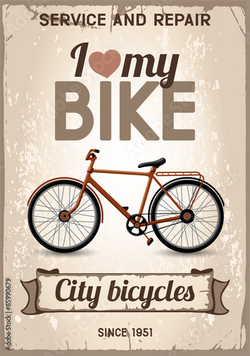 City bicycle © Pagina
