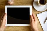 coffee break with web surfing