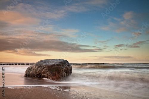An der Ostseeküste. © Rico Ködder