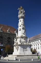 Colonna della Trinità, Budapest.