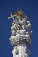I Santi della colonna della Trinità, Budapest.