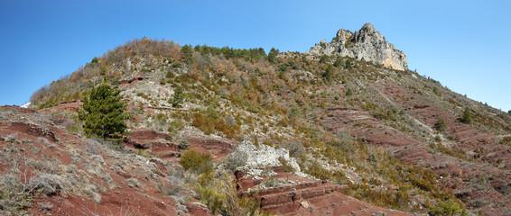 the sublime point Gorges de Daluis,France