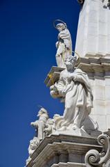 I Santi della colonna della Trinità, Budapest. 2