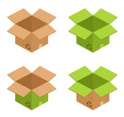 Cartons écolos