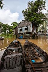 Mekong Delta Floating Village